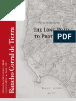 Landscapes Newsletter, Fall 2001 ~ Peninsula Open Space Trust