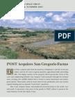Landscapes Newsletter, Summer 2001 ~ Peninsula Open Space Trust