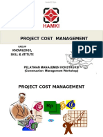 3. Project Cost Management