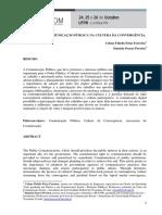 Artigo Politicom - Aspectos Da Comunicação Pública Na Cultura Da Convergência.