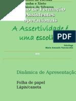 Ação de Formação - Assistentes Operacionais