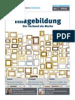 ADVERB - Der Verbandsstratege - Imagebildung - 01/2015