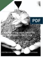 Enhancing Soil Fertility in Organiic Farming