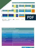 Jaarschema Biomedische Wiskunde 2015-16DEF Tcm285-748253