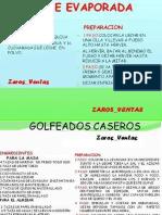 Guia Regalo,Recetas Varias