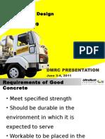 Concrete Mix Design 10262
