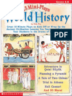 25 Mini-Plays World History (97 págs).pdf