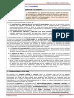 UNED Psicometría Orientaciones Tema 1