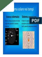 Il SistemaSolare -introduzione