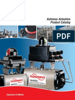 Automax Actuation Product Catalog English