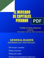 Freddy Espinosa Larriva Mercado de Capitales