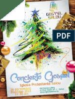 Programa Dominical 20-12-2015