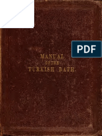 Manual Book of Turkish Bath