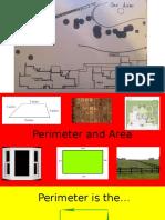 perimeter and area pres