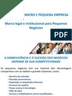 10.Lei Geral Da Micro e Pequena Empresa-SEBRAE