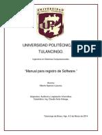 Manual para el registro de una marca (México)