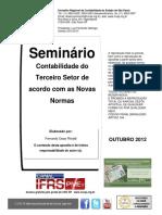 Contabilidade Terceiro Setor Fernando Rinaldi 1610