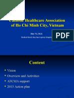 Catholic Healthcare Association of Ho Chi Minh City, Vietnam