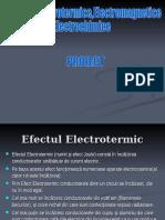 55045245 Efectele Curentului Electric