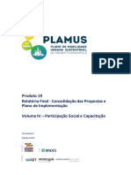 PLAMUS Produto 19 Relatorio Final Volume IV
