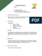 Estrategia Creativa Alpinito Imprimir
