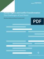 Handbook of Conflict Transformation
