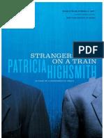 Strangers on a Train Patricia Highsmith