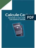 Apostila Calculadora Cientifica Casio Fx 82 Ms - Bem Explicado