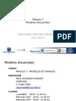 13raul Ahumada Módulo 7 -Modelos Acturiales