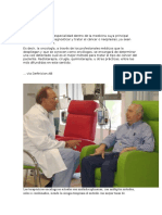 La oncología es una especialidad dentro de la medicina cuya principal misión es analizar.docx