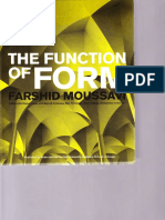 Moussavi Function of Form