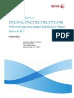 Cert WorkCentre 5735-5740-5745-5755-5765-5775-5790 Information Assurance Disclosure Paper v4.0