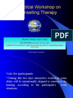 Methods of Counseling Therapy