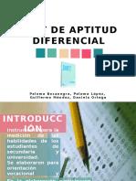 Test de Aptitud Diferencial