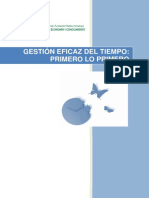 Manual Gestion Del Tiempo