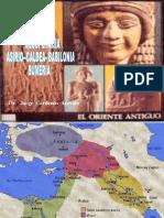 3.-TERCERA CLASE.-,.-asirio caldea babilónica