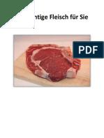 Die Richtige Fleisch Für Sie