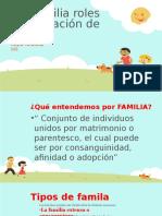 La familia roles y educación de los hijo.pptx