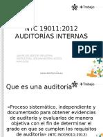 ISO19011-AUDITORIAS