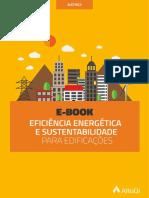 eBook Eletrico Eficiencia Energetica e Sustentabilidade Para Edificacoes