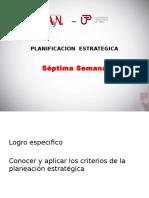 Planificacion y Control Empresarial Septima Semana 28251