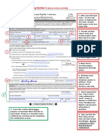 Form I-9 Section 1 Instructions