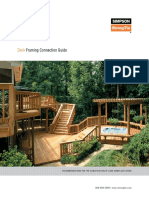 Deck Building Guideline
