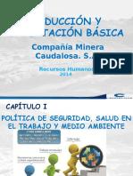 INDUCCIÓN BÁSICA 2013