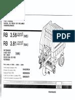 Deutz 3.56 3.81 MK II Katalog En
