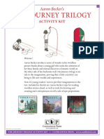 Aaron Becker's The Journey Trilogy Activity Kit