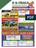 Steals & Deals Southeastern Edition 5-19-16