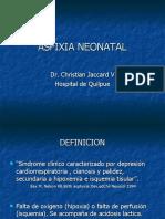 P2 - 02 - Asfixia Neonatal - Dr. Jaccard