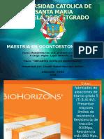 UNIVERSIDAD CATOLICA DE SANTA MARIA BIOHORIZONS HECHO.pptx