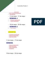 Contenidos Prueba 2 (Iplacex)
